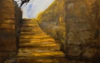 escalier-breton-100x80cm-2011